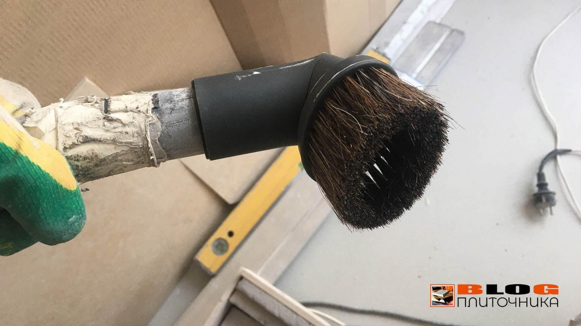 насадка для чистки швов для пылесоса блог плиточника