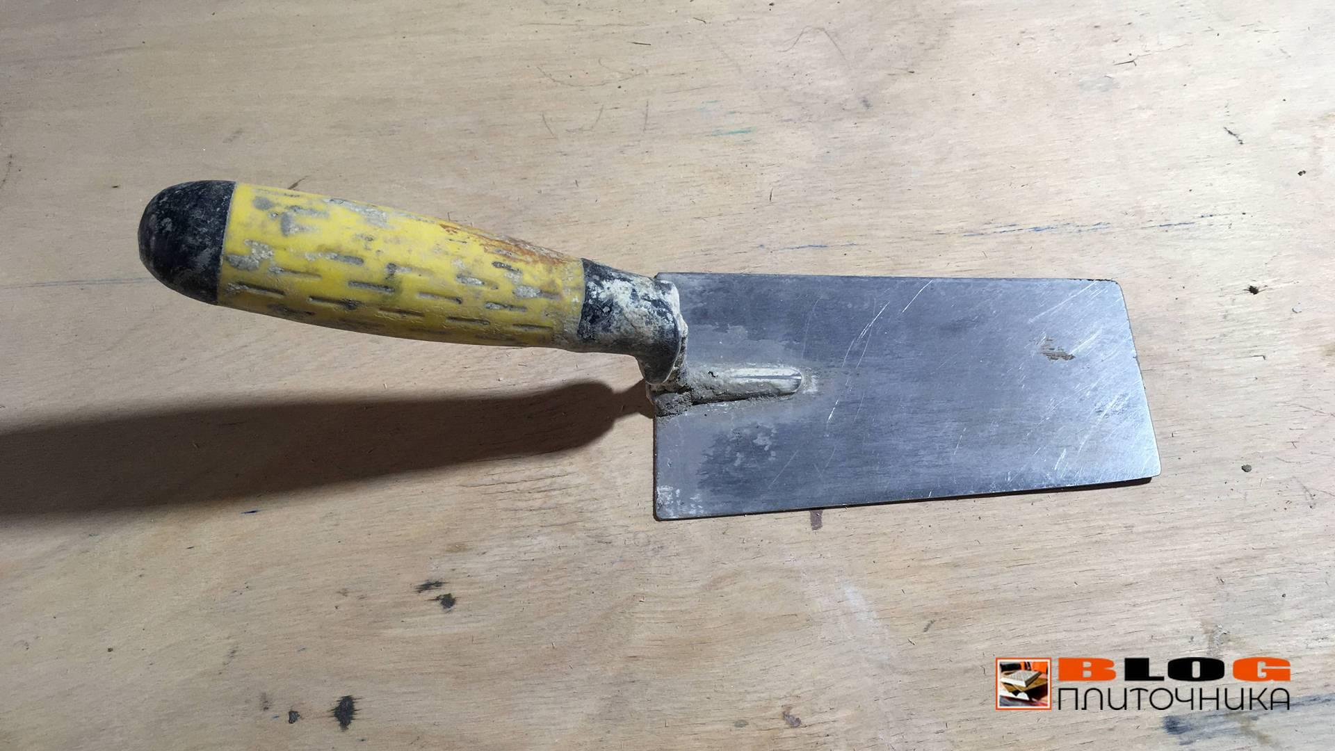 лучшая форма мастерка плиточника блог плиточника