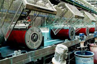 покраска керамогранита на производстве