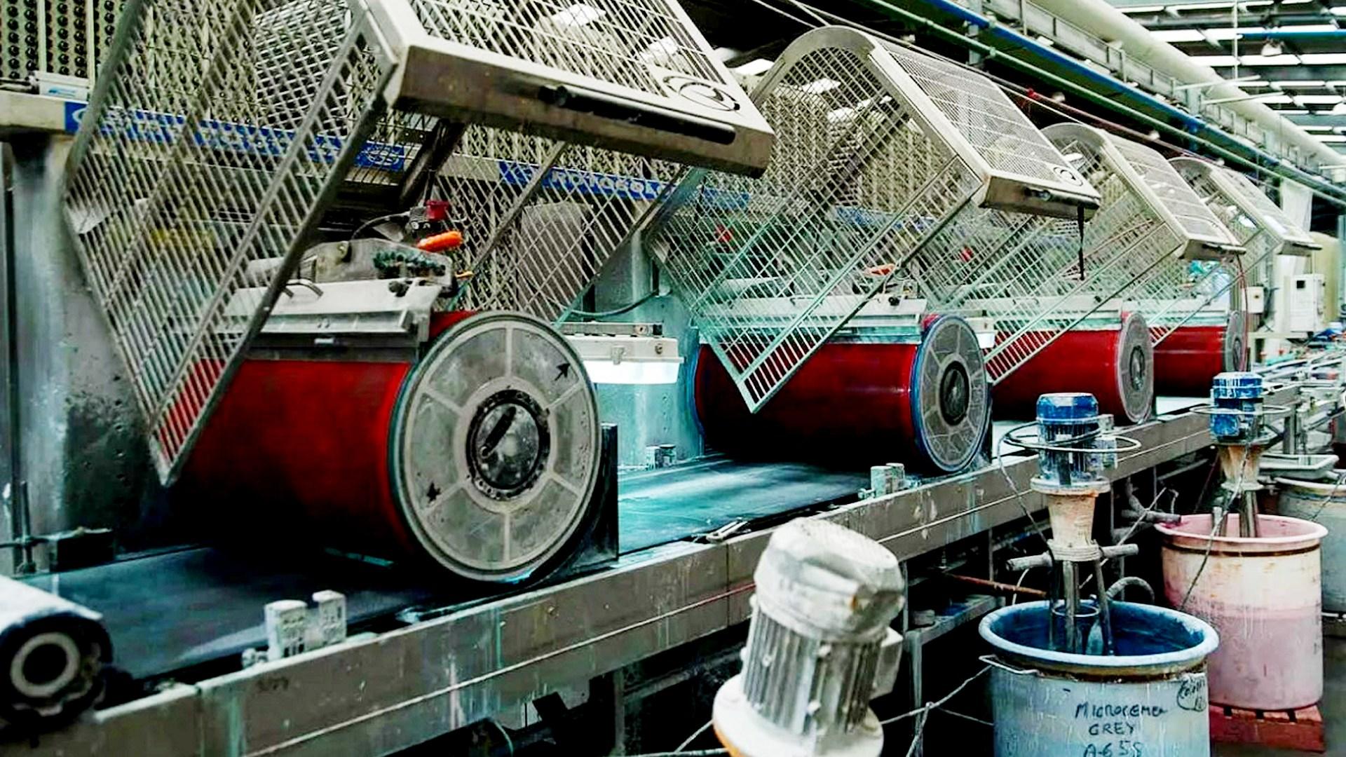 Как делают керамогранит: состав и технология производства